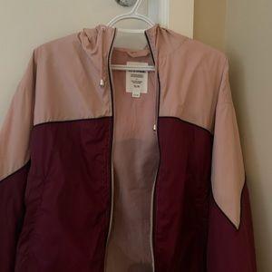 Garage windbreaker jacket